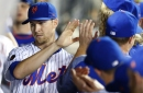 Final score: Mets 3, Phillies 0—Nimmo's pinch-hit walk-off wins it after deGrom dominates