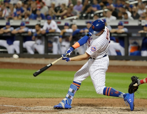Brandon Nimmo delivers walk-off home run to lift NY Mets past Phillies