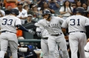 Greg Bird's slam, Sonny Gray's pitching carry Yankees past Orioles 9-0