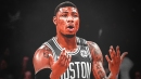 Celtics in no rush to bid against themselves for Marcus Smart