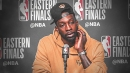 Jeff Green says 'unity' will be key to reaching Eastern Conference Finals