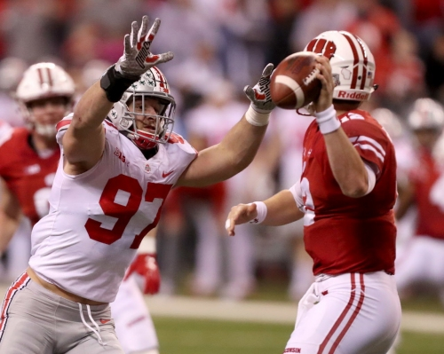 Should Nick Bosa, Chase Young line up next to each other in Ohio State's Rushmen package? (poll)