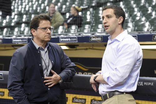 Report: David Stearns is a candidate for the Mets GM Opening