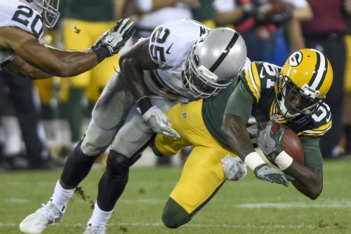 Packers' preseason game vs. Raiders will be broadcast live on NFL Network
