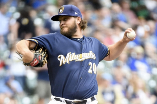 Milwaukee Brewers activate Wade Miley amid handful of roster moves