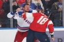 New York Rangers Re-Sign Cody McLeod