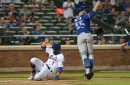 Amed Rosario not in Mets lineup with Max Scherzer starting, despite recent strong play