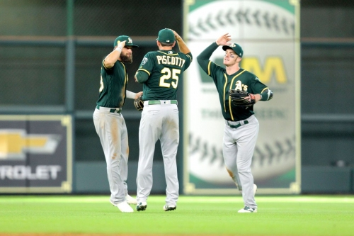 Game Recap: A's Whip Devo. Another Bullpen Meltdown, Astros lose 6-4