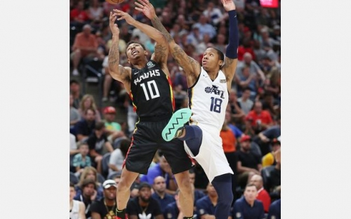 Utah Jazz sign summer league guard Jairus Lyles to contract
