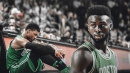 Jaylen Brown on the importance of bringing Marcus Smart back