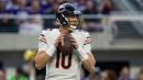 Bears guard Kyle Long claims Chicago has 'taken the training wheels off' Mitchell Trubisky