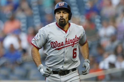 Anthony Rendon and Bryce Harper power Nationals in 5-4 win over Mets...
