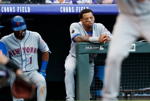 Dominic Smith fans in key spot in Mets loss to Nationals, not producing in limited starts