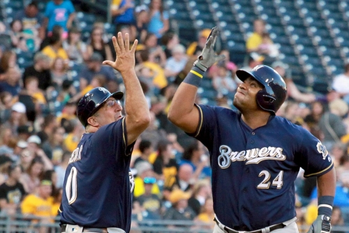 Brewers fall to Pirates 6-3