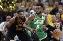 Boston Celtics' Jaylen Brown really did try to play in Las Vegas Summer League