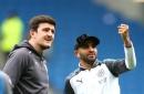 Man City winger Riyad Mahrez makes Harry Maguire transfer claim