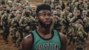 Jaylen Brown references military in argument for one-and-done rule