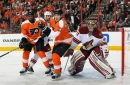 What does the James van Riemsdyk signing mean for Wayne Simmonds in the short and long-term?