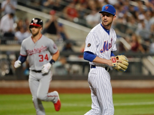 Jerry Blevins continues to struggle against lefties, gives up big home run in NY Mets loss