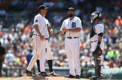 Detroit Tigers' Michael Fulmer, Nick Castellanos swirling in trade rumors - Freep