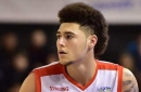 Who is Isaia Cordinier and does he have a chance in the NBA?