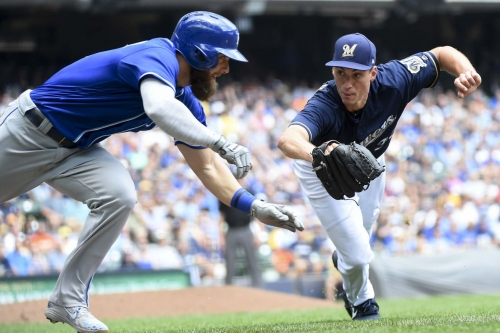 Milwaukee Brewers to activate Brent Suter before doubleheader in Pittsburgh; Jimmy Nelson throwing off mound