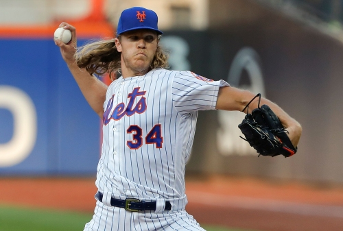 As Noah Syndergaard pitches well in return, Mets weighing possible trades