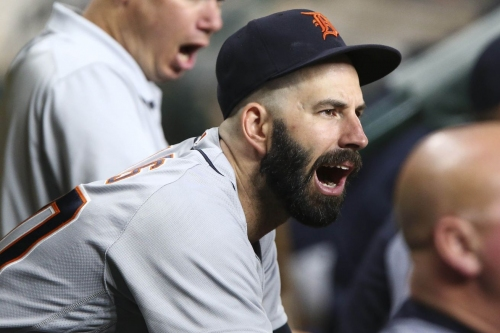 Astros 3, Tigers 0: Offense fails to launch