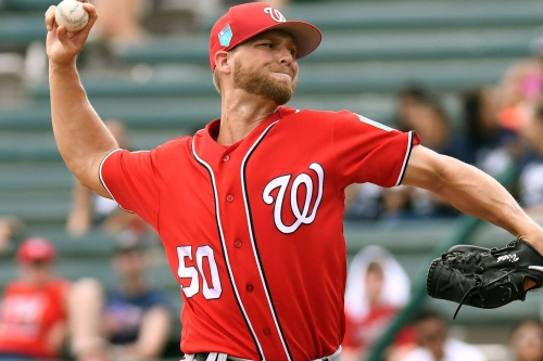 Austin Voth FINALLY makes his MLB debut for the Nationals today...