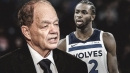 Glen Taylor won't give up easily on Andrew Wiggins