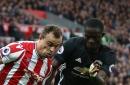 When new Liverpool player Xherdan Shaqiri tried to school Eric Bailly
