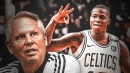 Danny Ainge's hilarious Friday-the-13th advice to Terry Rozier