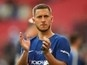 Eden Hazard casts further doubt on Chelsea future