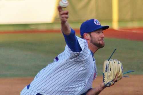A chat with Cubs prospect Cory Abbott