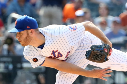 Zack Wheeler is a wonder pitching into the eighth inning as the Mets defeat the Nationals