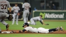 Cole pitches into 6th inning, Astros hit 3 homers in 9-1 win