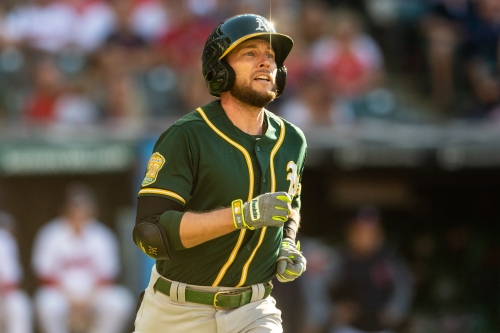 Will A's Lowrie's be healthy enough to play in All-Star Game?