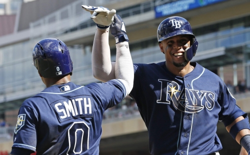 Marc Topkin's takeaways from Saturday's Rays-Twins game