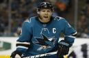 Sharks star Pavelski holds lead in Tahoe celebrity golf tournament