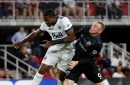 Former Everton FC and Manchester United striker Wayne Rooney shines on MLS debut