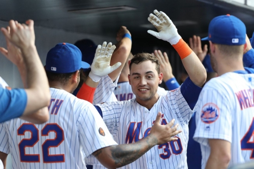 Wheeler's strong start, Conforto home run lead Mets to victory