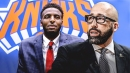 Mitchell Robinson drops agent after Combine issue