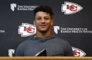 Patrick Mahomes talks '17 lessons, how film review has changed and the Chiefs' offensive arsenal
