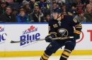 Sabres re-sign Danny O'Regan to a one-year deal