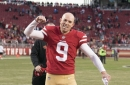 Robbie Gould says biggest 49ers fanbase is in Seattle