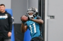 PFF ranks Marqise Lee league's best receiver on crossing routes