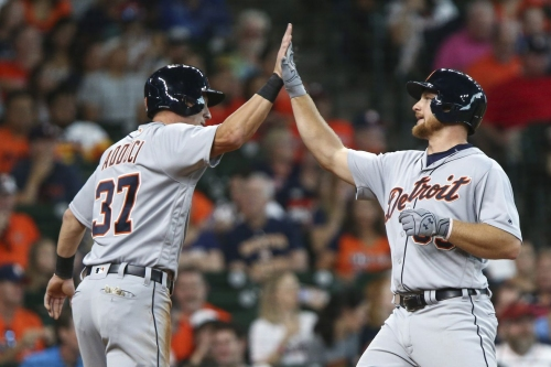 Tigers 6, Astros 3: They beat Verlander?!