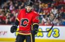 Flames Sign Morgan Klimchuk