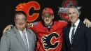Flames sign Morgan Klimchuk to one-year, two-way deal