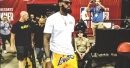 LeBron James' Summer League shorts on Sunday priced at $500 and it's already sold out